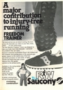 Saucony Freedom Trainer